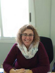La Remei López, directora de l'institut La Sínia