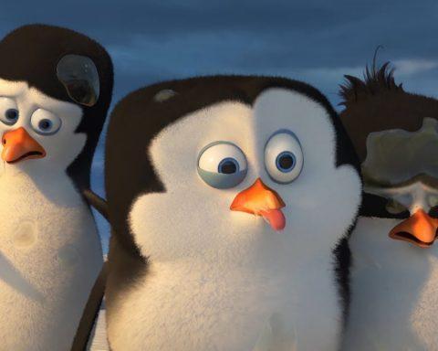 Pel·lícula, Els pingüins de Madagascar